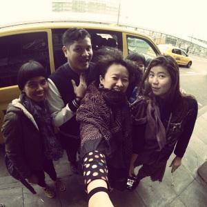 Gang ::: PRAGUE/Vienna/Budapest 20/12/14-4/1/15